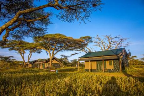 Heritage Mara Camp Facade