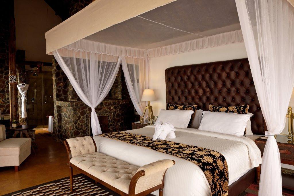 Lake Manyara Kilimamoja Lodge Double Room