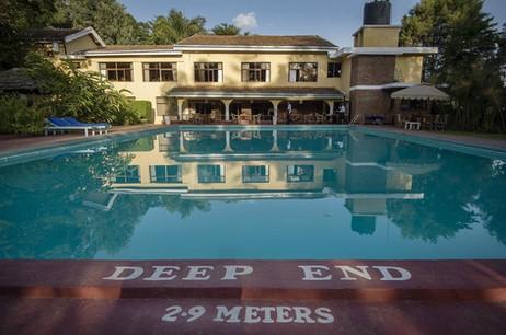 Ilboru Safari Lodge Swimming Pool