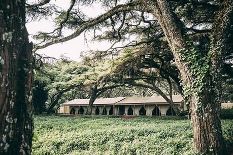 Ngorongoro Tortilis Camp View