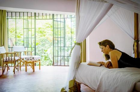 Ilboru Safari Lodge Room