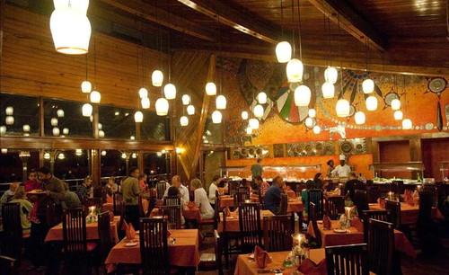 Ngorongoro Wildlife Lodge Dining