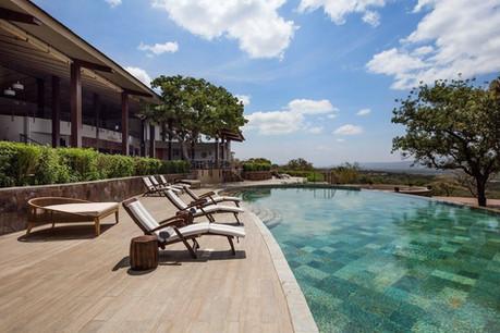 Melia Serengeti Swimming Pool