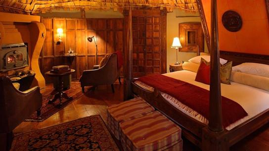 andBeyond Ngorongoro Crater Lodge Bedroom