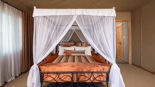 Ngorongoro Lion's Paw Camp Double Room Tent