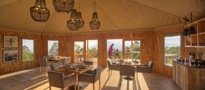 The Highlands, Ngorongoro Dining