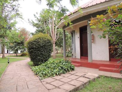 Arusha Planet Lodge Main Area