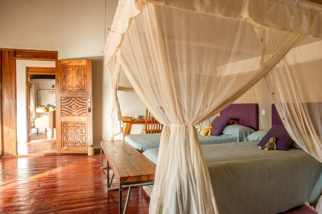 Maramboi Tented Lodge Double Room