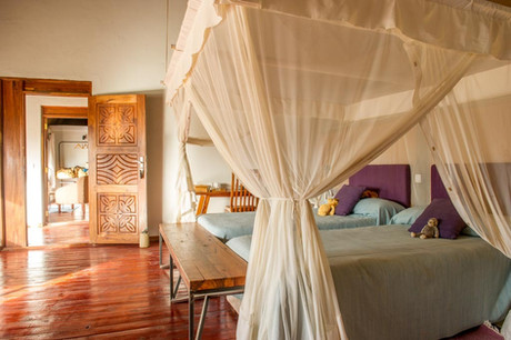 Maramboi Tented Lodge Double Room