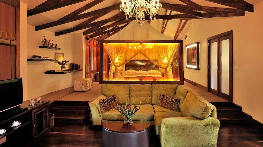 Arusha Coffee Lodge Lounge