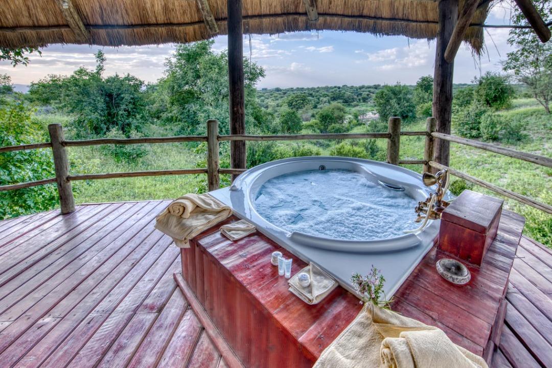 Mbali Mbali Tarangire River Camp Luxury Tent
