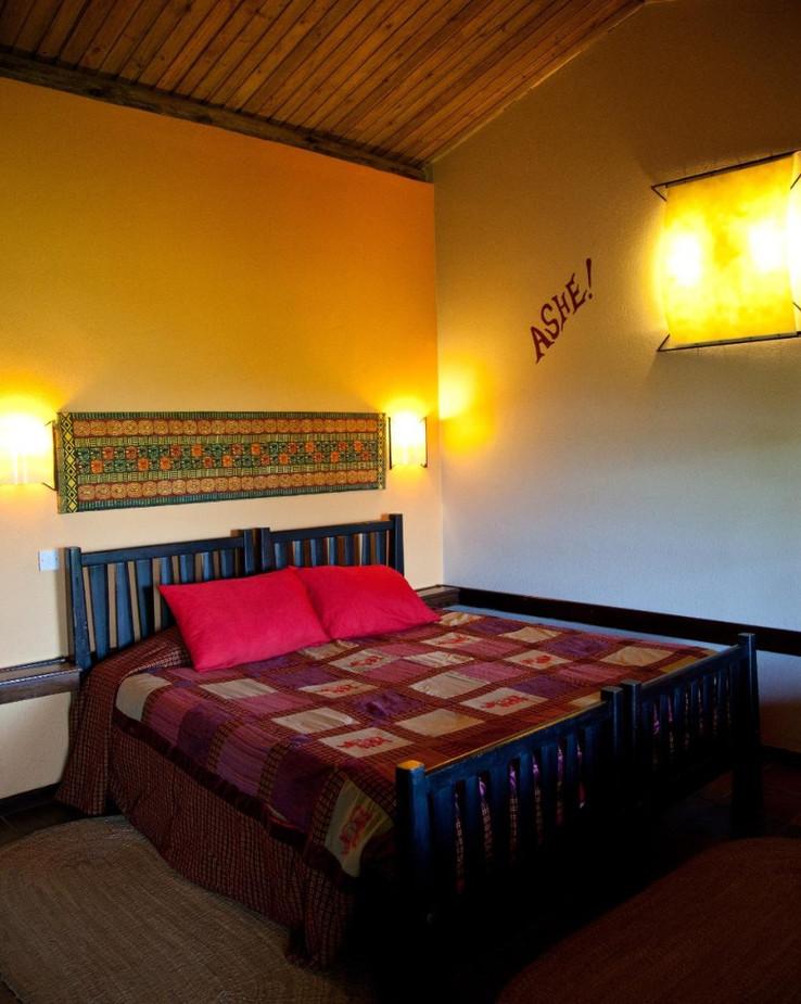 Rhino Lodge Double Room