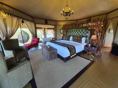 Tarangire Kuro Treetops Lodge Room
