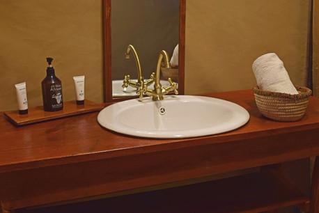 Zawadi Camp Bathroom