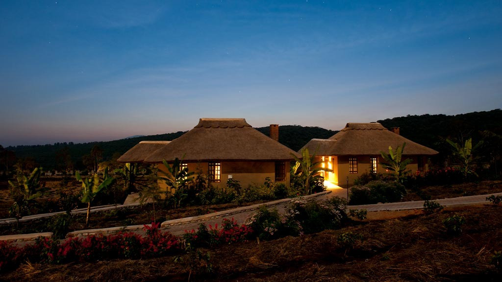 Kitela Lodge Facade