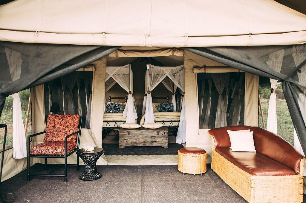 Tarangire Tortilis Camp Tent