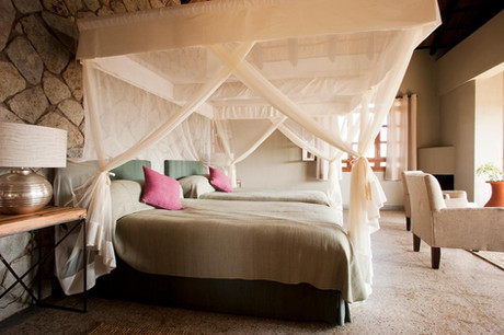 Kitela Lodge Standard Double Room