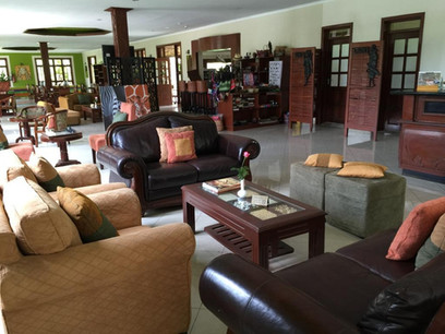 Arusha Planet Lodge Lounge