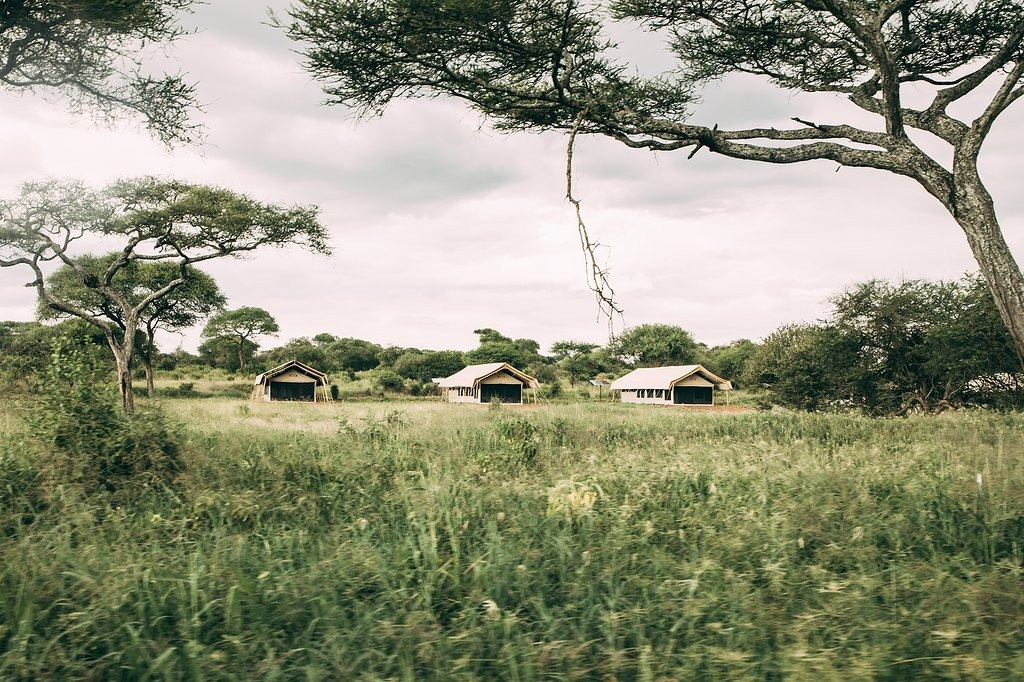 Tarangire Tortilis Camp Full View