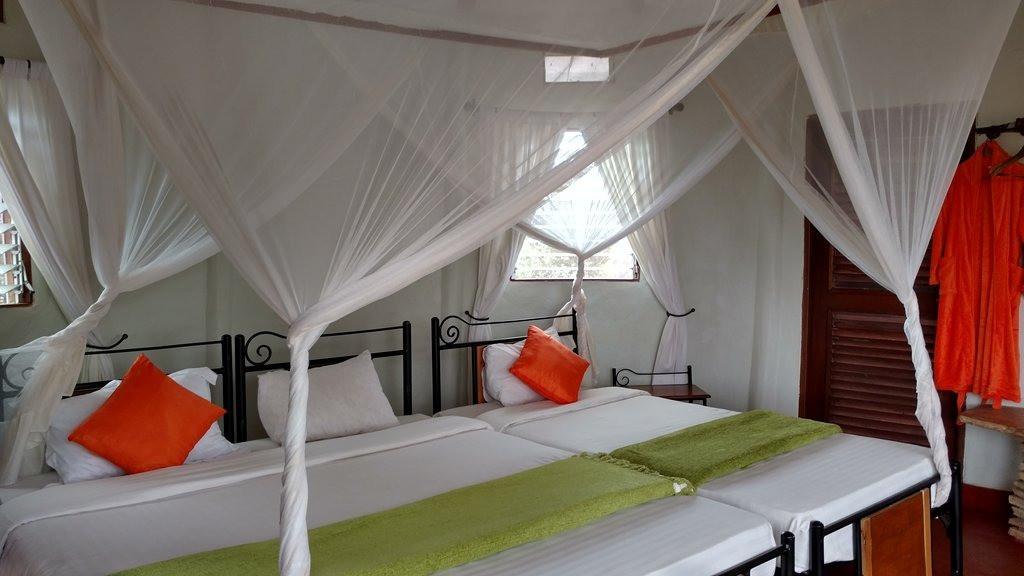 Tarangire Osupuko Lodge Bedroom