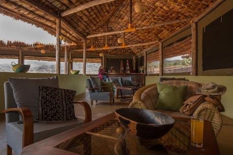 Karatu Simba Lodge Lounge