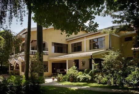 Ilboru Safari Lodge Entrance