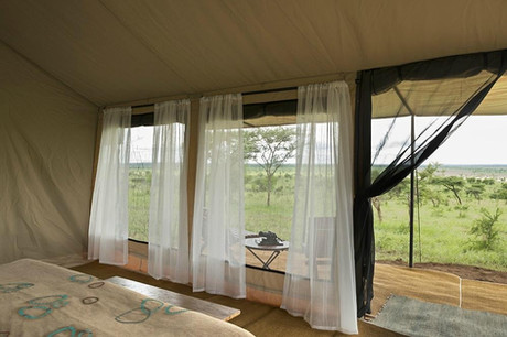Kiota Camp View from Room