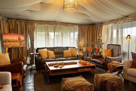 Lemala Ngorongoro Lounge