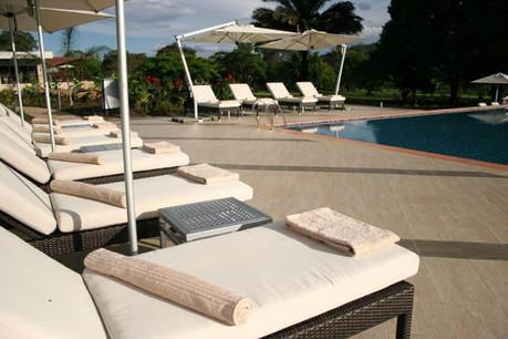 Mount Meru Hotel - Pool Side