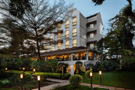 Four Points by Sheraton Arusha Facade