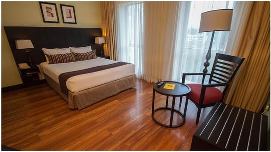 Mount Meru Hotel Double Room