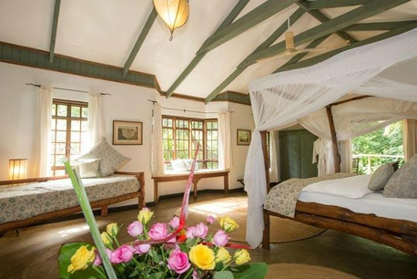 Rivertrees Country Inn Double Room