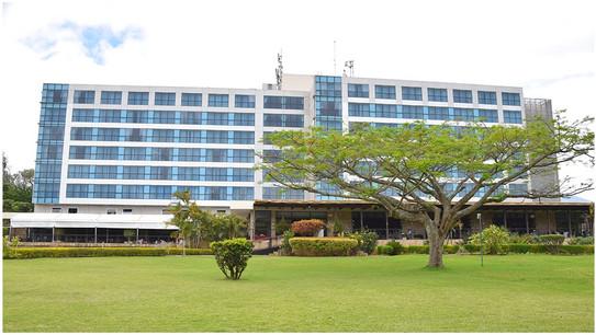 Mount Meru Hotel Facade