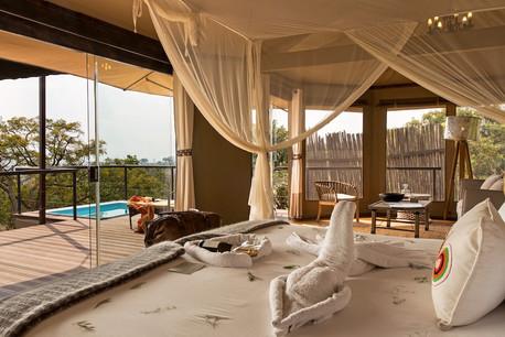 Lemala Kuria Hills Lodge Room