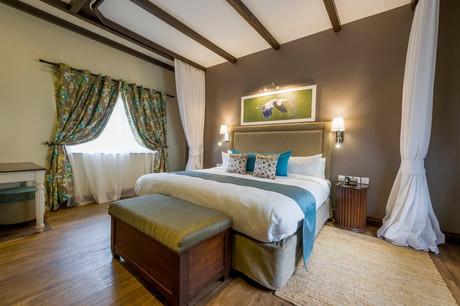 The Rretreat at Ngorongoro Double Room