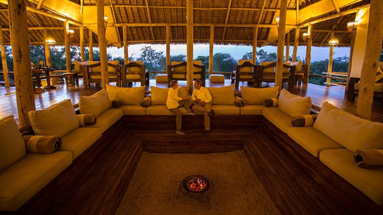Elewana Treetrops Tarangire Lounge