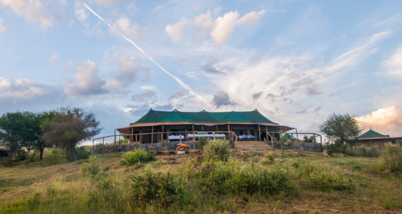 Acacia Tarangire Luxury Camp - Main Tent