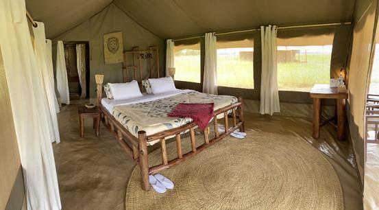 Zawadi Camp Tent Full View