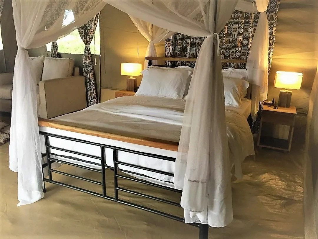 Into Wild Africa Camp Double Room