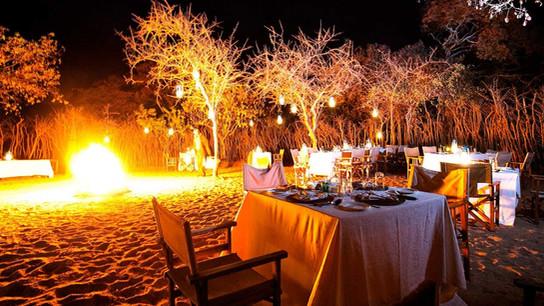 Elewana Treetrops Tarangire Dining