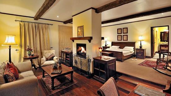 The Manor at Ngorongoro Double Room