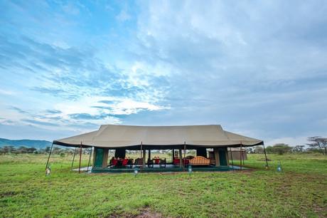 Kananga Special Tented Camp - Main Tent
