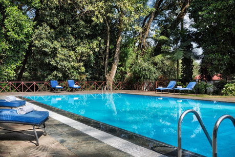 Four Points by Sheraton Arusha Swimming Pool