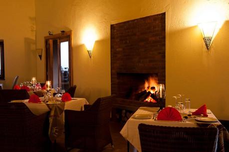 Kitela Lodge Dining Area