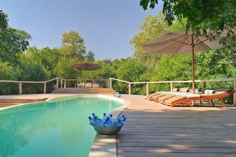 Lake Manyara Tree Lodge Swimming Pool