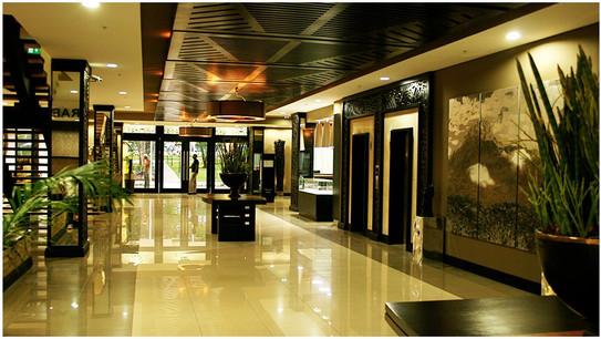 Mount Meru Hotel Entrance