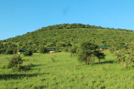 Full Camp View
