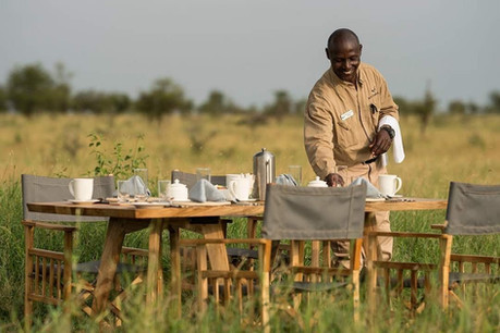 Nyumbani Collection - Bush Breakfast