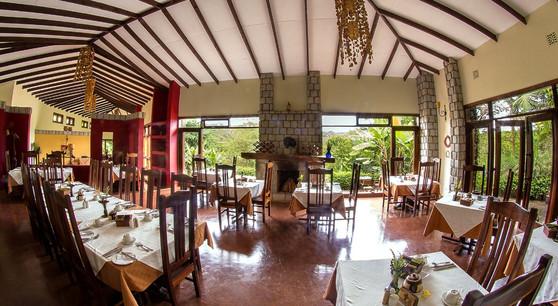 Endoro Lodge Dining Area