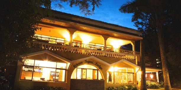 Ilboru Safari Lodge Facade